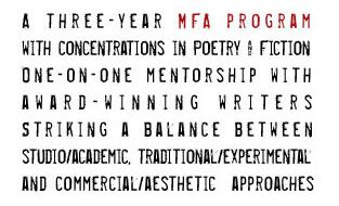 fully funded mfa programs in creative writing