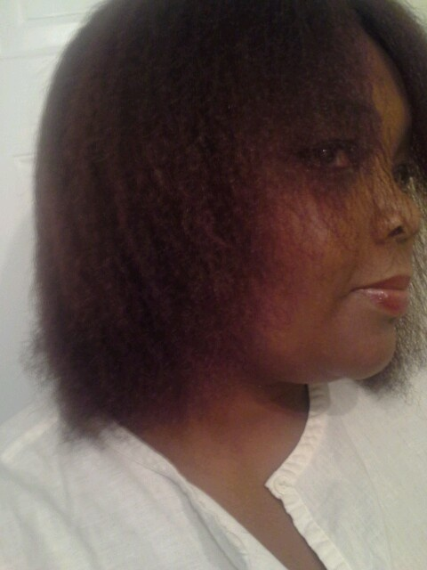 The blowout | Natural Hairstyles | Pinterest