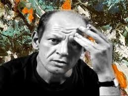 It doesn't make much difference how the paint is put on as long as something has been said. Technique is just a means of arriving at a statement. - Jackson Pollock