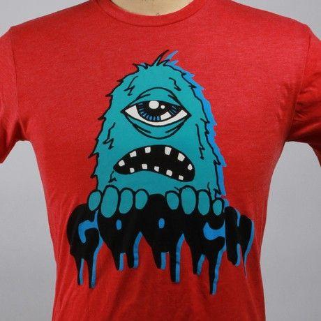 Gooch Vintage Red Gooch T-shirt $24.95   T-Shirts   Pinterest