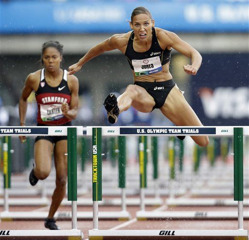 U.S. Olympic Track & Field Trials... @lolojones