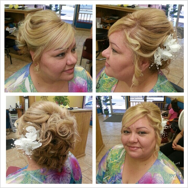 Wedding Hairstyle Mother Of The Groom | Hair! Itu0026#39;s What I ...