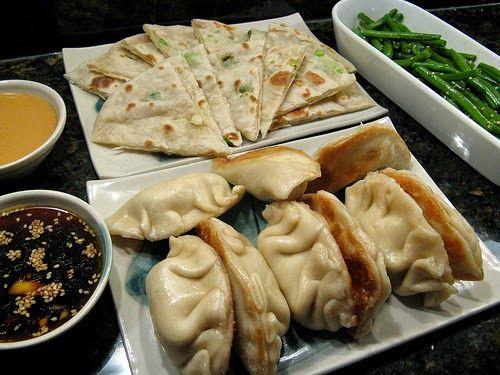 Chinese Dumplings Recipe ~ Chinese Recipes