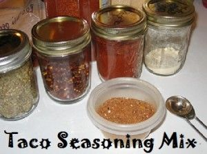 How to Make Your Own Taco Seasoning Mix