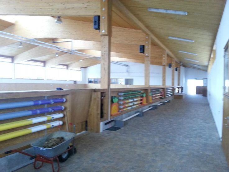 Laake GmbH indoor arena