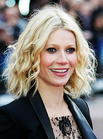 Gwyneth Paltrow. She has beautiful hair.