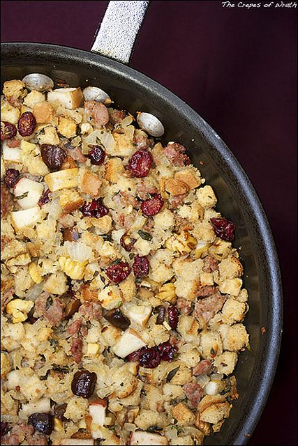 dried fruit and chestnut stuffing sausage stuffing italian sausage ...