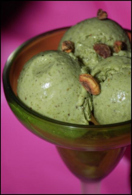 pistachio gelato | Sweet | Pinterest