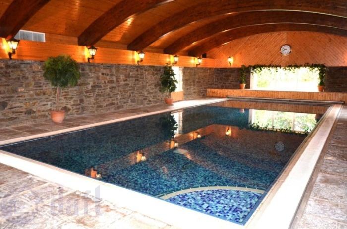 swimming pool basement