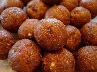 vegan no bake rum balls! | Raw and Delish | Pinterest