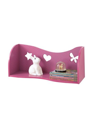 Wall Shelf PINK BRIGHT SOLID WITH DESIG Sale price £1160