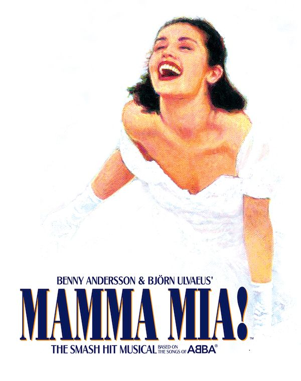Mama Mia posters | Mamma Mia Broadway Poster. so much fun to see! The music was amazing and I love abba! I love the movie too