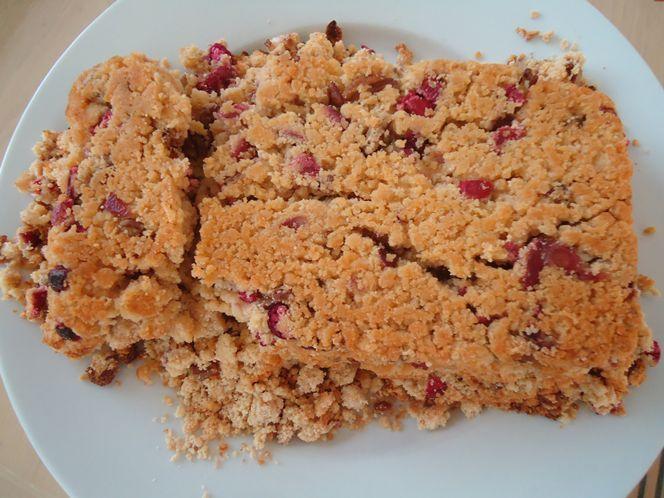 Gluten-Free Cranberry Nut Bread