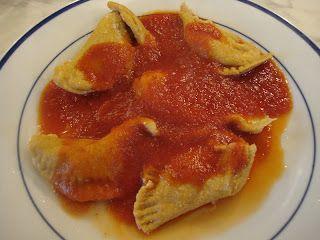 Recipe: Homemade Cheese Ravioli