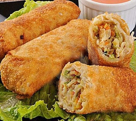 Filipino Chicken Lumpia   Yummy food!!!!   Pinterest