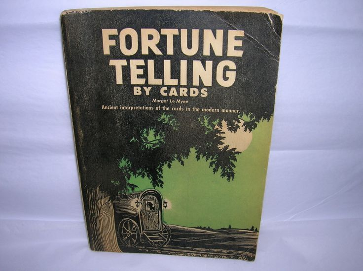 fortune telling books