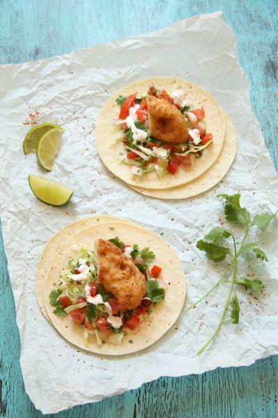 "Baja Fish Taco"" looks yummy"