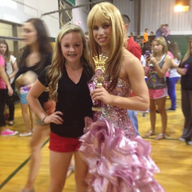 Womanless Pageant for Boys