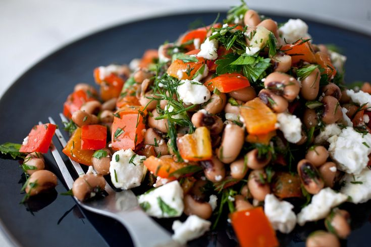 Greek Black-Eyed Peas Salad: View this and hundreds of other ...