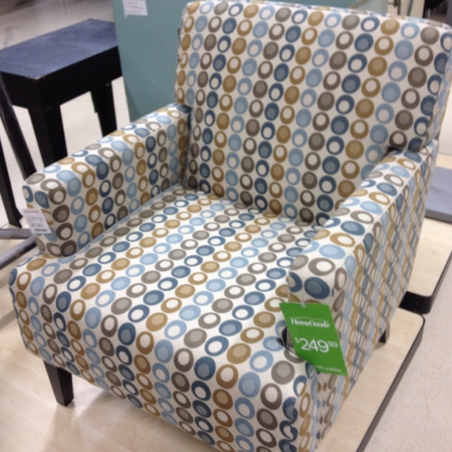 Possible accent chair