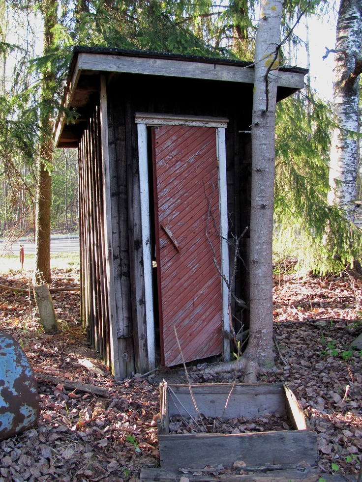 Old outhouse beautiful toilets pinterest for Outhouse pictures