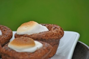 Hot Chocolate Popovers | Food | Pinterest
