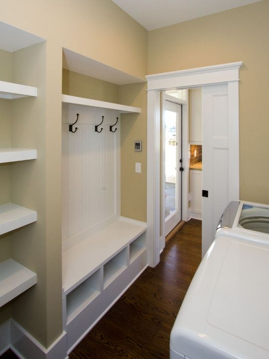 laundry room mudroom combo for the home pinterest