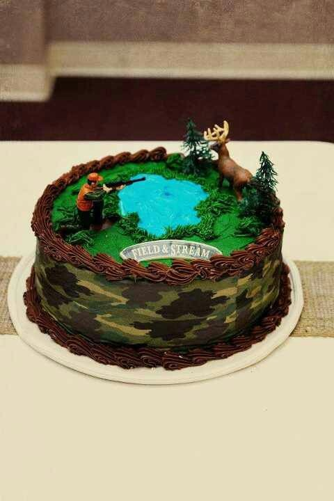 Country Groom S Cake Bridal Party Pinterest
