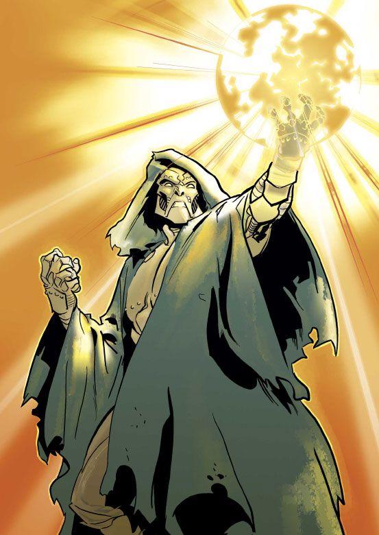 fantastic fourUltimate Fantastic Four Dr Doom