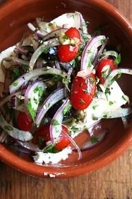 www.gaea.gr Mediterranean Baked Feta | Yum! | Pinterest