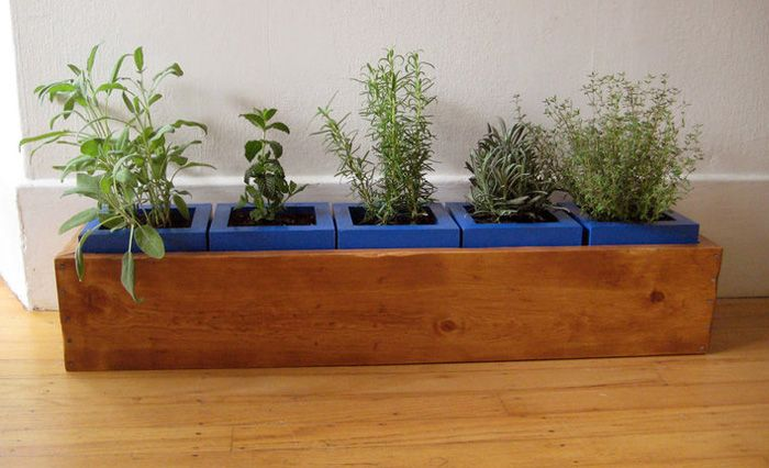 Indoor Herb Box Fair Of Indoor Herb Planter Box Picture