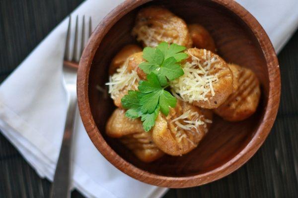 easy sweet potato gnocchi | calories | Pinterest