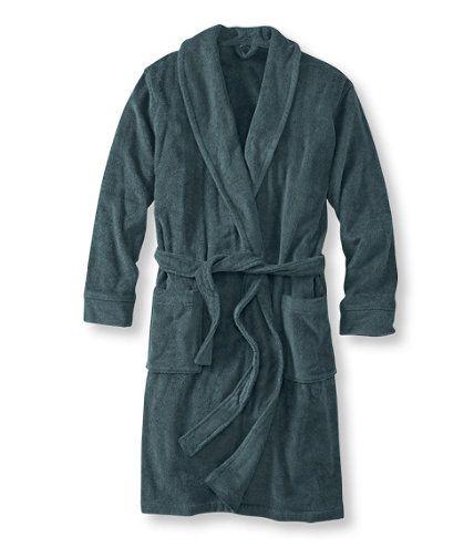 s terry cloth robe