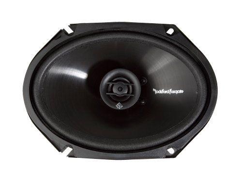 Rockford Fosgate Prime R1682 6x8-Inch Full Range coaxial Speakers by ...
