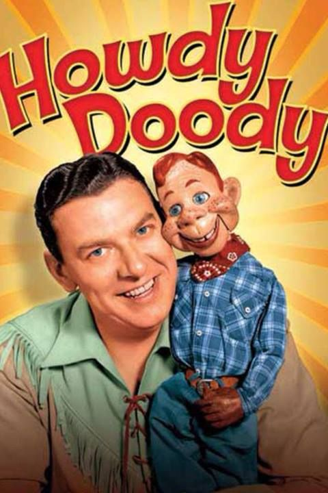 It's Howdy Doody Time | Michele: TV Stars and their shows ...