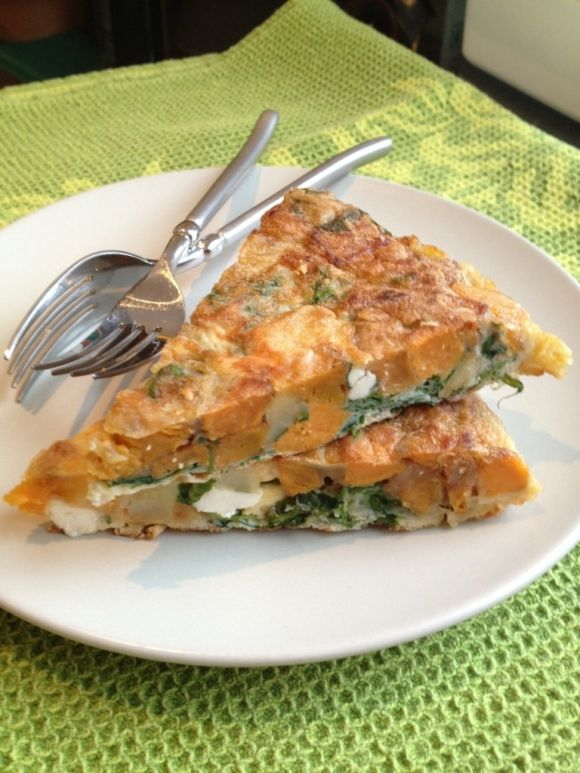 Sweet potato frittata | Recipes. | Pinterest