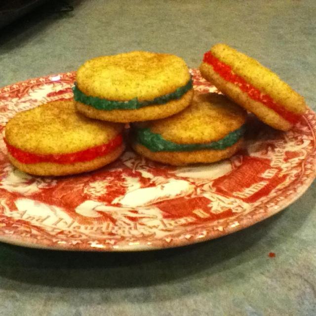 Snickerdoodle Biscoff Sandwich Cookies Recipes — Dishmaps