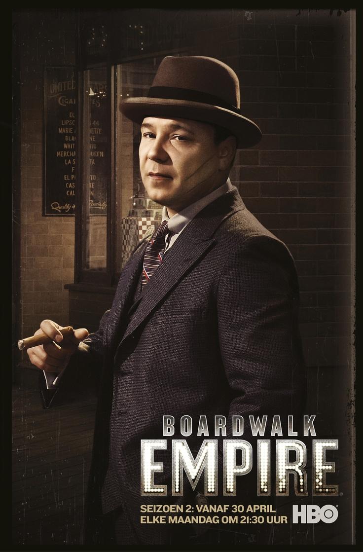 Al Capone (Stephen Graham) - Boardwalk Empire