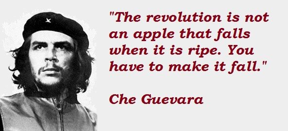 guevara and castro relationship quotes