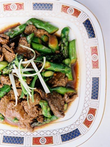 Recipe: Beef and Asparagus Stir Fry. | White Lotus Cooks
