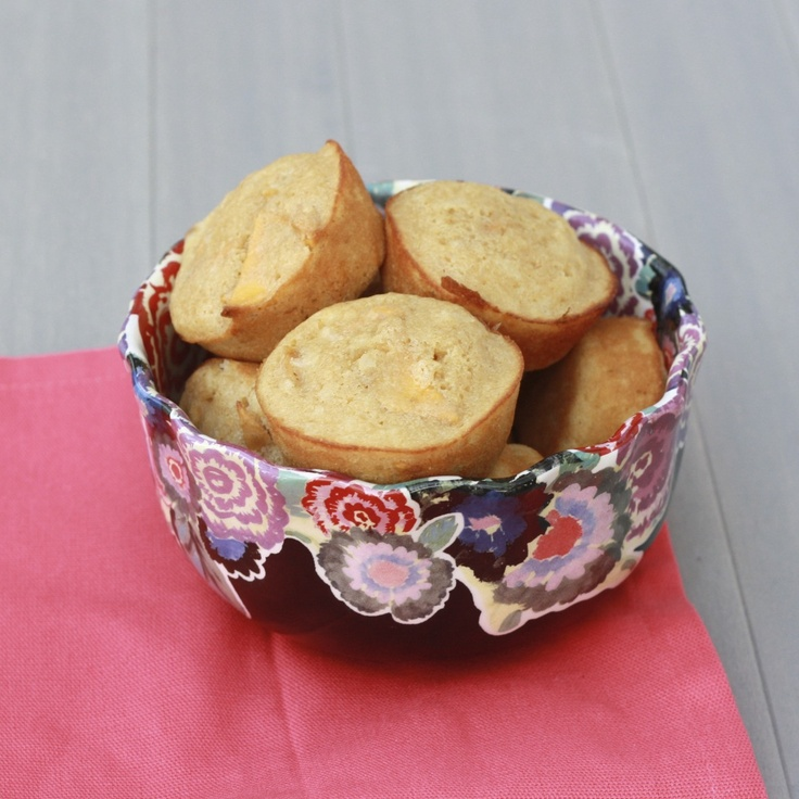 Mango coconut muffins - substitute honey for sugar and coconut oil for ...