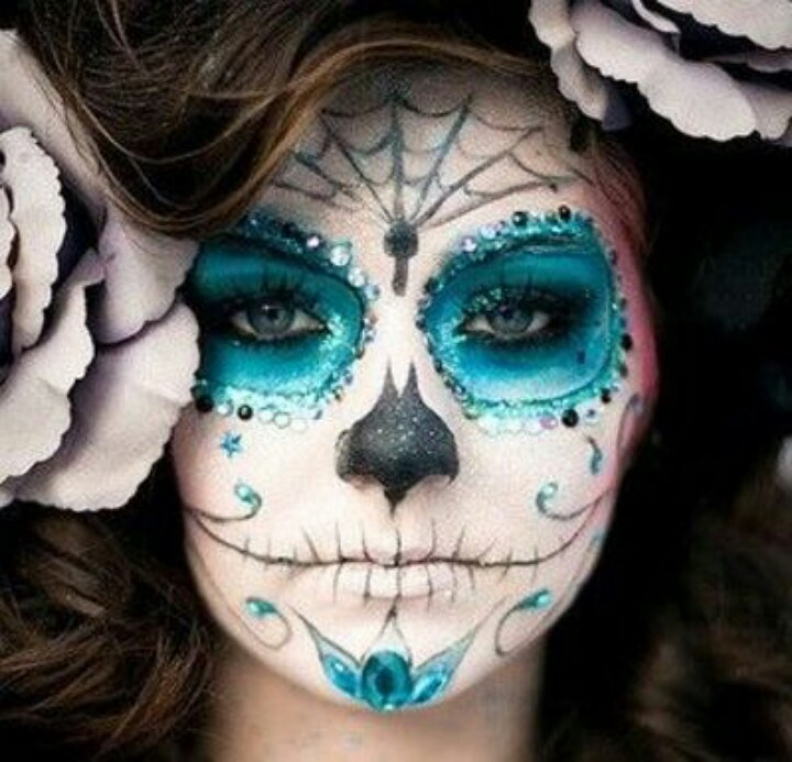 How To Create Day Of The Dead Makeup - Mugeek Vidalondon