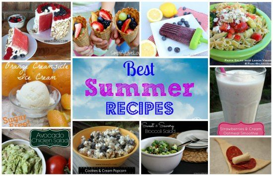 best summertime recipes