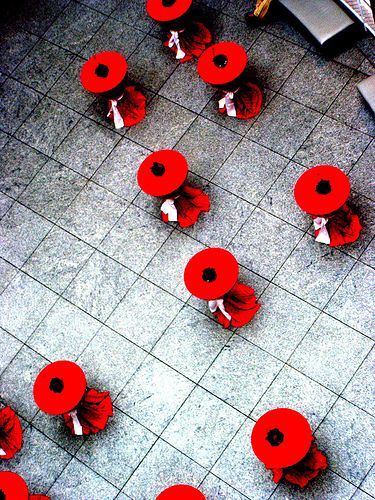 The Red Hat Society by Outcast104