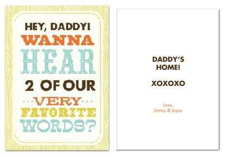 cute cards for fathers day
