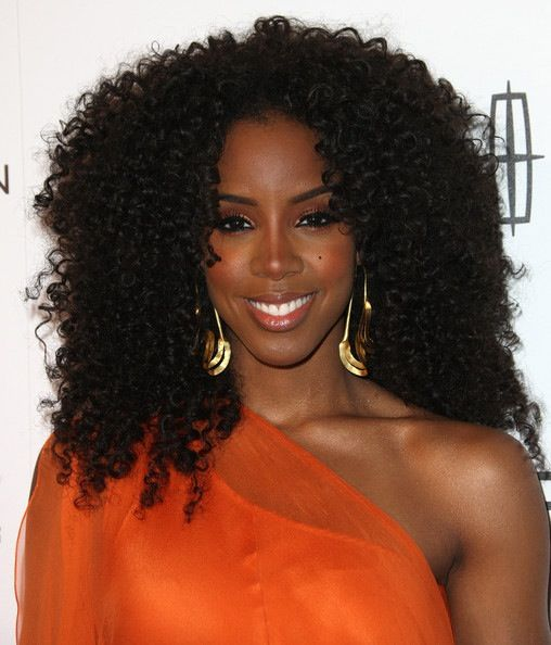 Kelly Rowland Curly Hair Maybe Pinterest