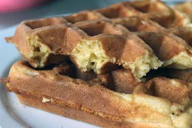Easy buttermilk waffles - CSMonitor.com