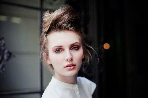 big updo | Hairstyles | Pinterest