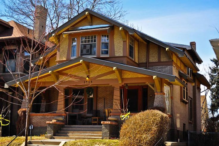 Stucco Craftsman Arts And Craft Homes Pinterest