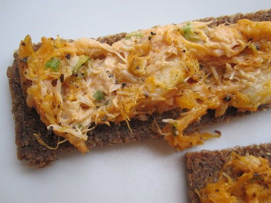 ... Day, 11/21, and munch on these Crab Toasts while toasting the season